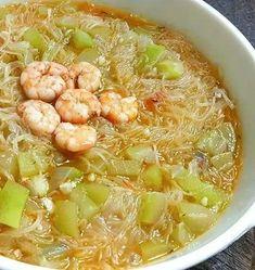 Filipino Soup Recipes, Pork Recipes, Veggie Recipes, Seafood Recipes, Asian Recipes, Filipino Food, Cooking Recipes, Filipino Dishes, Recipes