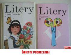 my first school books My Childhood Memories, Sweet Memories, Inner Child, Primary School, Poland, Nostalgia, Education, Retro, Children