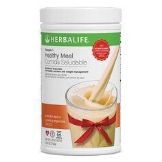 Independent Herbalife Distributor   Formula 1 Healthy Meal Nutritional Shake Mix Limited Edition Pumpkin Spice 750 g