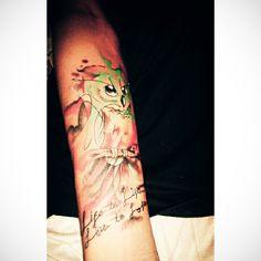 Tatto owl
