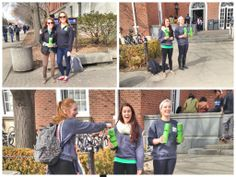 Kappa Delta girls canning on the quad to raise money for Prevent Child Abuse America and Crisis Nursery in Champaign for our Shamrock Week philanthropy! Delta Girl, Kappa Delta, How To Raise Money, Quad, Nursery, America, Canning, Children, Girls