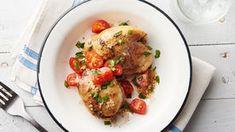5-Ingredient Slow-Cooker Balsamic Chicken