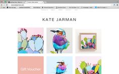 Cacti Charm By Artist Kate Jarman | Bless My Bag