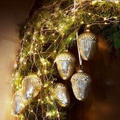 Weihnachtsschmuck 6er Set Gland #loberon #christmas #Xmas #Weihnachten
