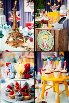 Encontrando Ideias: Festa Pequeno Principe!!!