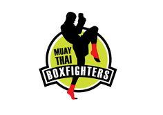 Logo design - Muay Thai Boxfighters