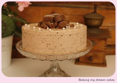 Baking my dream cakes: Marianne juustokakku
