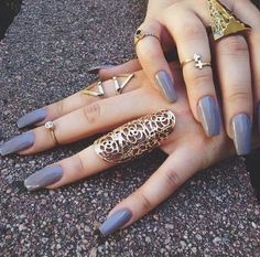 Cool Nail Art Ideas - DIY Projects for Teens - styles outfits