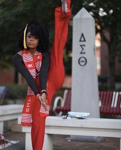 Girl Graduation Pictures, Graduation Picture Poses, Graduation Photoshoot, Graduation Portraits, Grad Pics, Sorority Pictures, Delta Sigma Theta Gifts, Black Fraternities, Delta Girl