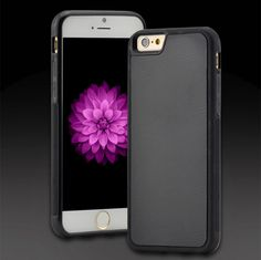 Anti-Gravity Selfie Magical Nano Sticky Case Cover For iPhone 6/6s/5G BLACK/WHITE #phone #case