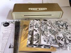 Anna Griffin Minc 6: Foil & Glitter Machine