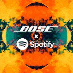 Bose x Spotify - Leif Podhajský