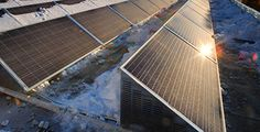Solar Power in Harmony with Nature
