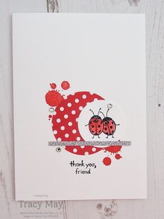 Love You Lots (by Stampin' Up!) - Bedlam and Butterflies