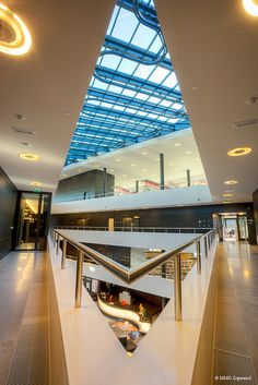 Public library designed like a bookstore. Almere, Netherlands