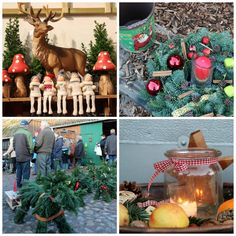 Christmas Markets in Hamburg with The Touristin       Where is your dream Christmas market destination? I created a list with Christma...
