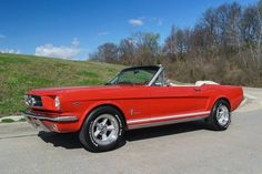 Mustang Convertible Pictures Collection - Muscle Cars