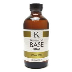 K Premium Gel BASE COAT