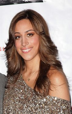 Danielle Deleasas Charlies Angels hairstyle