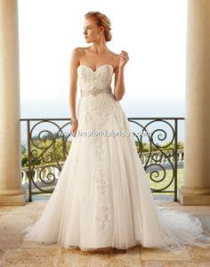 Casablanca Wedding Dress Style: 2053