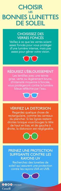 Stylées et pratiques : choisissez des lunettes de soleil qui répondent à vos besoins visuels.  http://www.hc-sc.gc.ca/hl-vs/iyh-vsv/prod/glasses-lunettes-fra.php?utm_source=pinterest_hcdnsutm_medium=socialutm_content=June27_sunglasses_FRutm_campaign=social_media_14