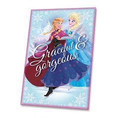 Disney Frozen Graceful Fleece Blanket