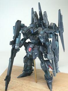 GUNDAM GUY: 1/144 Refined Delta Kai - Customized Build