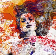 Gabriel Moreno na indie artmagazine
