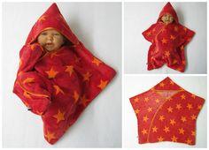 Étoile polaire bébé wrap étoile sommeil sac swaddle puck tissu enveloppant la Toison douce couverture