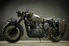 Triumph Bonneville Great Escape