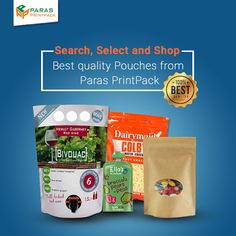 Paras Printpack - Pouch Packaging Services