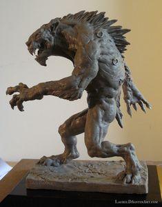 Were Sculpture — The Art of Laurel D. Austin