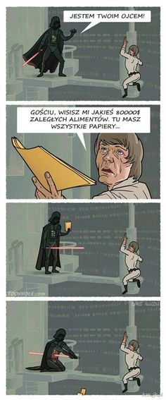 54 ideas funny pictures to cheer someone up star wars for 2019 Star Wars Jokes, Star Wars Facts, Star Wars Comics, Luke Skywalker, Darth Vader Death, Funny Images, Funny Pictures, Lol, Funny Relatable Memes