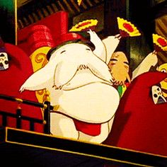 "I got The Radish Spirit! Which Character From ""Spirited Away"" Is Your Kindred Spirit?"