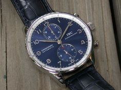 IWC Schaffhausen | Fine Timepieces From Switzerland | Forum | IWC, look what you've done to me! (Part 1 of 8)