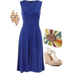 Easy Summer Date Night, created by teresa-fallen on Polyvore