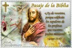 Vidas Santas: Santo Evangelio según san Lucas 11:47