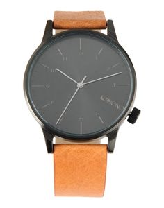 KOMONO 腕時計 Daniel Wellington, Fasion, No Time For Me, Watches, Clothing, Leather, Style, Accessories, Wrist Watches