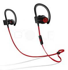 Beats by Dr. Dre Powerbeats2 Wireless Headphones worn by LeBron James and Serena Williams.