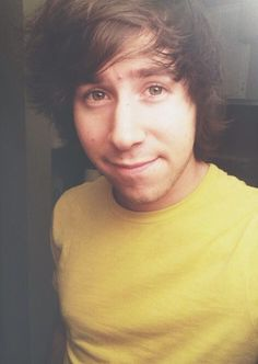 Jon D AKA Simplyspoons. He's actually perfect. He's so adorable and he has an amazing voice. *swoon*
