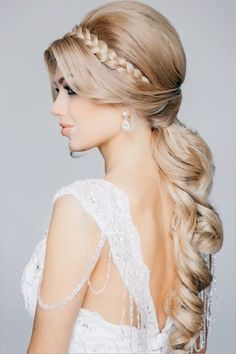 Weddig Hair: 25 Wedding Updos For Long Hair
