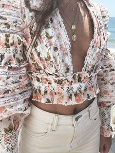 Shop the cute tops we're planning on wearing with our jeans all summer long.