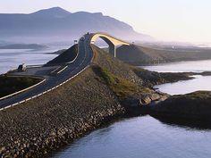 Estas son las carreteras más peligrosas del mundo - Taringa!