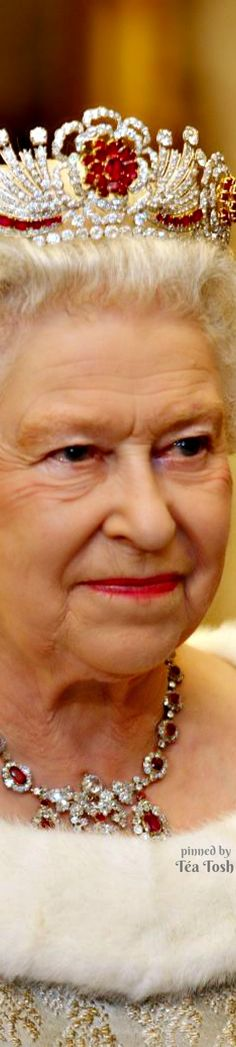 ❇Téa Tosh❇ Diamond Jubilee: Queen Elizabeth II