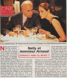 Nelly et Monsieur Arnaud