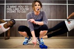 This is probably one of my favorite Jillian Michaels quotes.