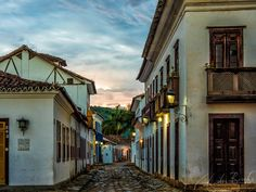 Paraty on Brazil's emerald coast is one of the most striking towns in the country. It's a small port where gold and gems from Brazil's interior was shipped to Portugal. Most of it has been exceptionally preserved and it's now a UNESCO world heritage site. Once a month the let the sea in and flood the streets making for spectacular photograph opportunities! (unfortunately I was never there at that time...). If you're visiting bring sturdy boots - the cobbled streets are really quite difficult…