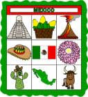 Mexico Themed Activities for Kids from DLTK's Crafts for Kids