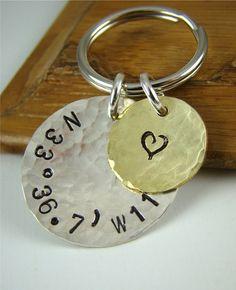Custom Housewarming Gift Idea Personalized by ShinyLittleBlessings, $39.00