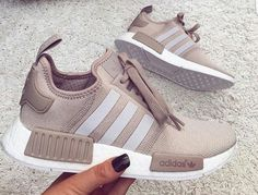 Adidas NMD Runner Pink White Light Rose Trainer Different from the previous  Adidas any style of shoes 87c081fe4